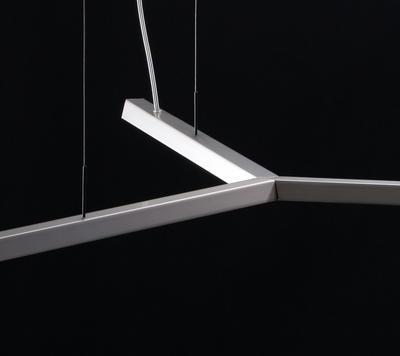LINEAL Y - závěsná lampa - 5