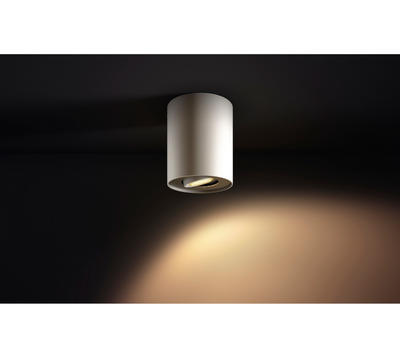 Pillar Hue single spot black 1x5.5W 5633030P7 - 5