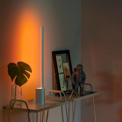 Signe Hue table lamp aluminium 1x14W 24V - 5