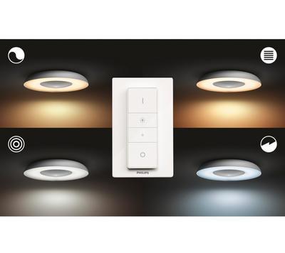 Still Hue ceiling lamp aluminium 1x32W 3261348P7 - 5