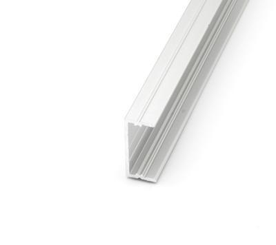 ALU profil přisazený 23x10mm 2m krytka mat - 6