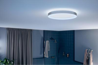 Adore Hue ceiling lamp chrome 1x40W 24V - 6