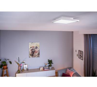 Aurelle ceiling lamp white 28W 230V 30x30 cm - 6