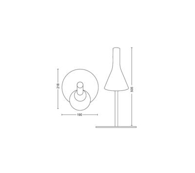 Explore Hue table lamp white 1x6W 230V - 6